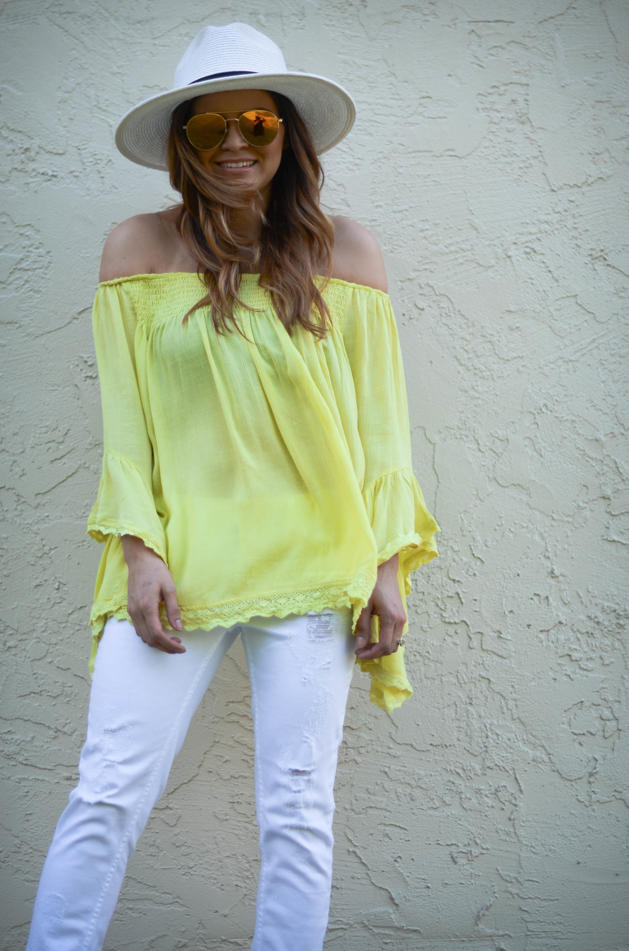 lolita off shoulder top
