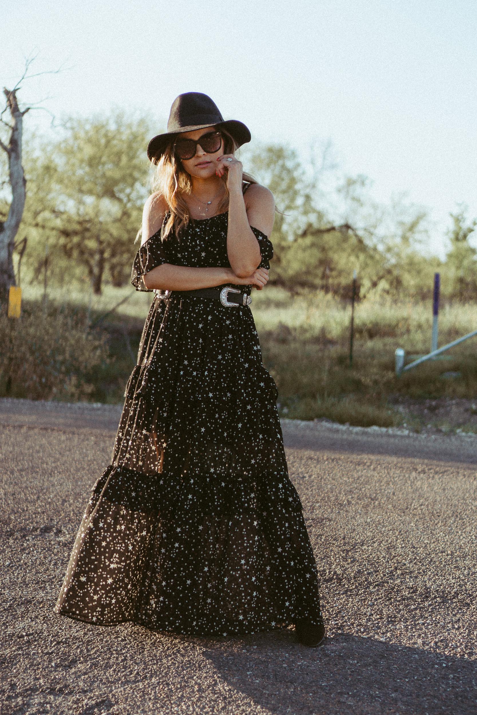 sunsets-and-stars maxi dress