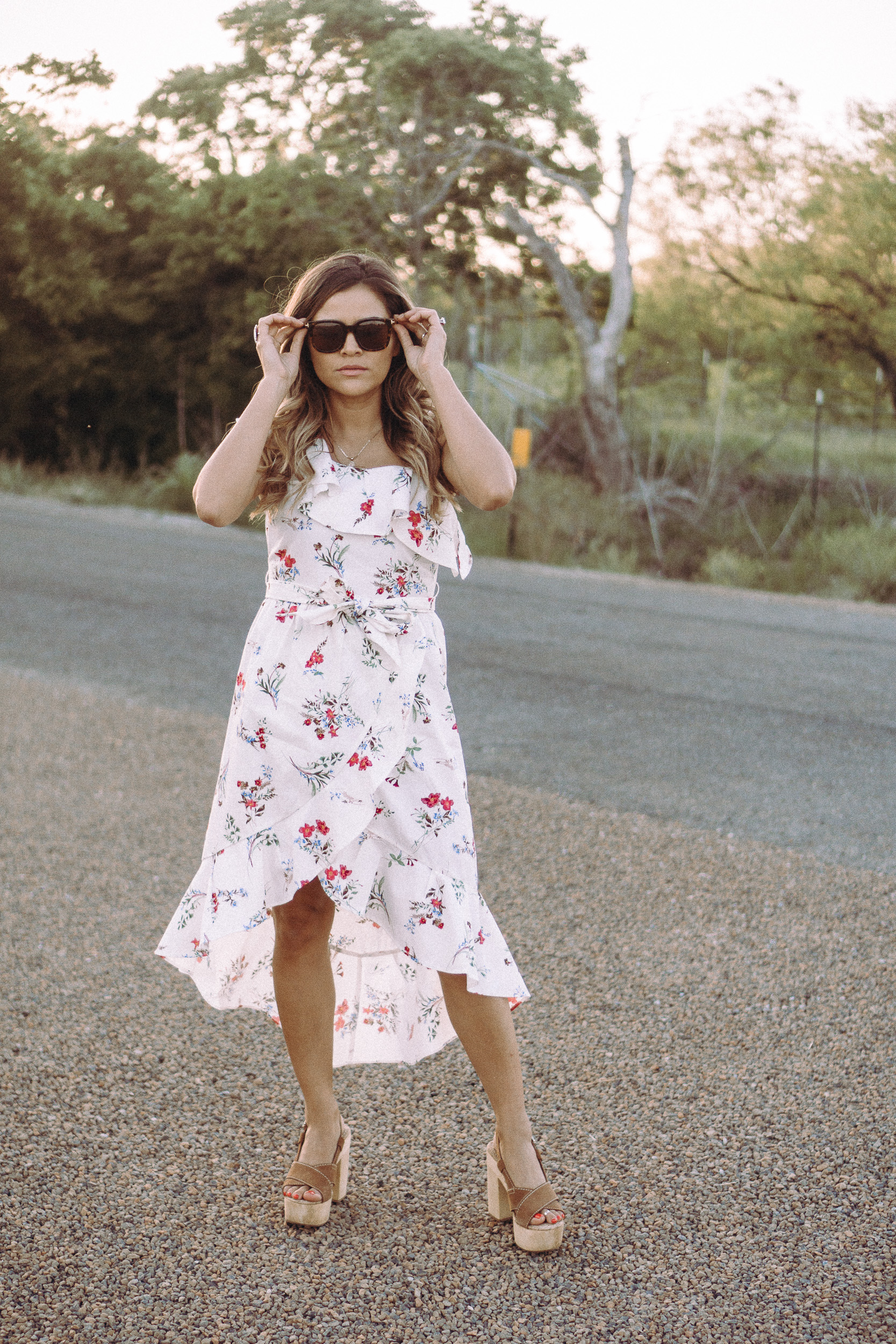 Floral Dress - Plus 5 Spring Dresses I'm loving