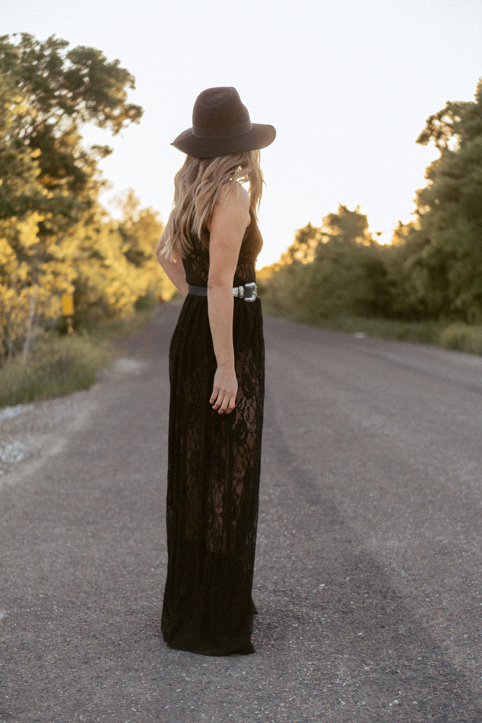 Bohemian Lace + a Look Book Video -