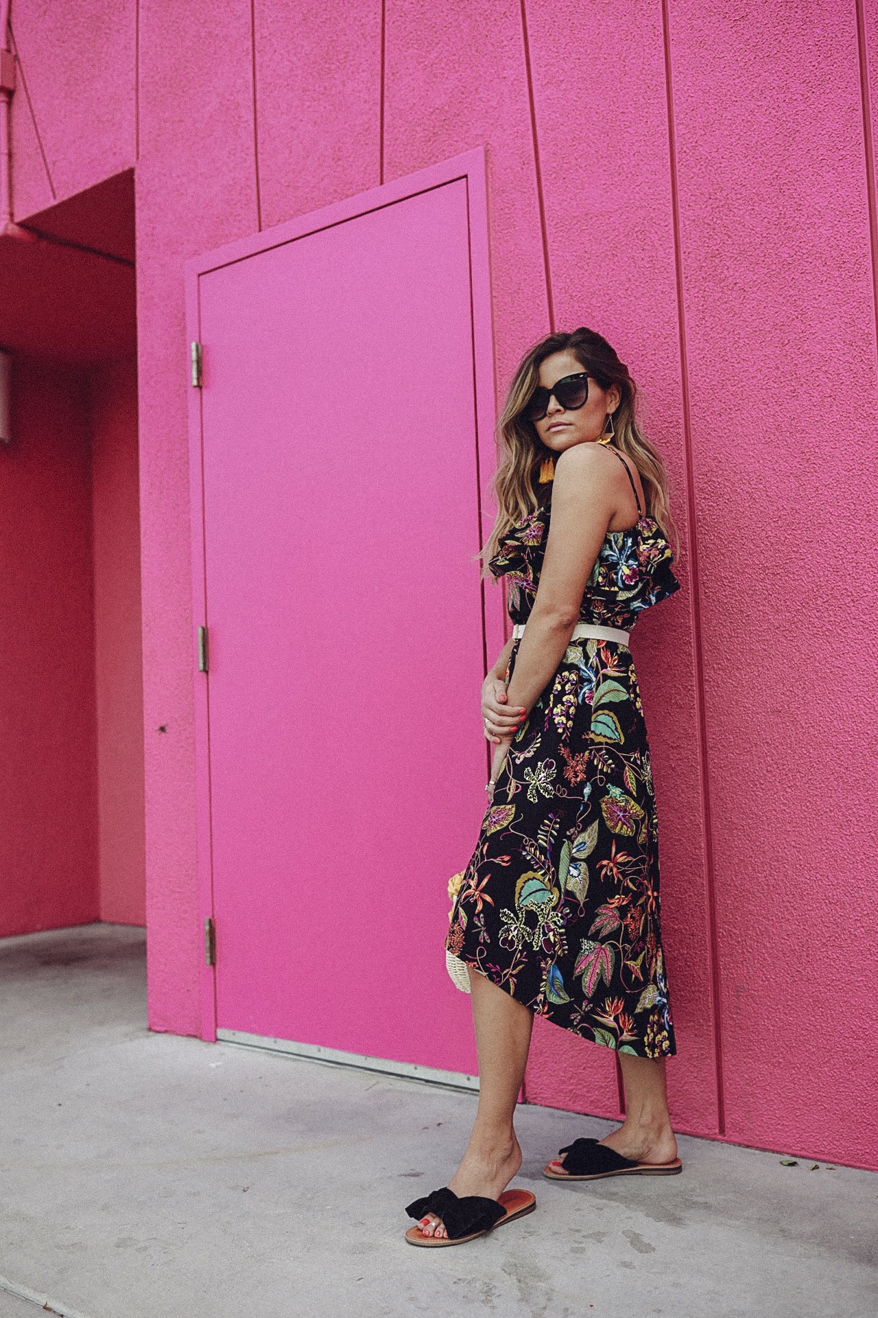 Colorful in Palm Springs -