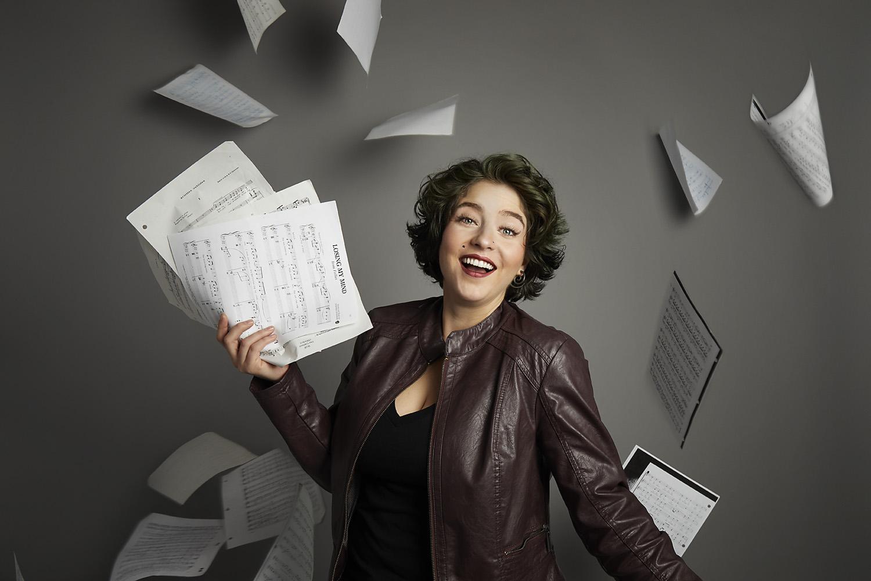 Sarah Szeibel, Actress/ Music Teacher.