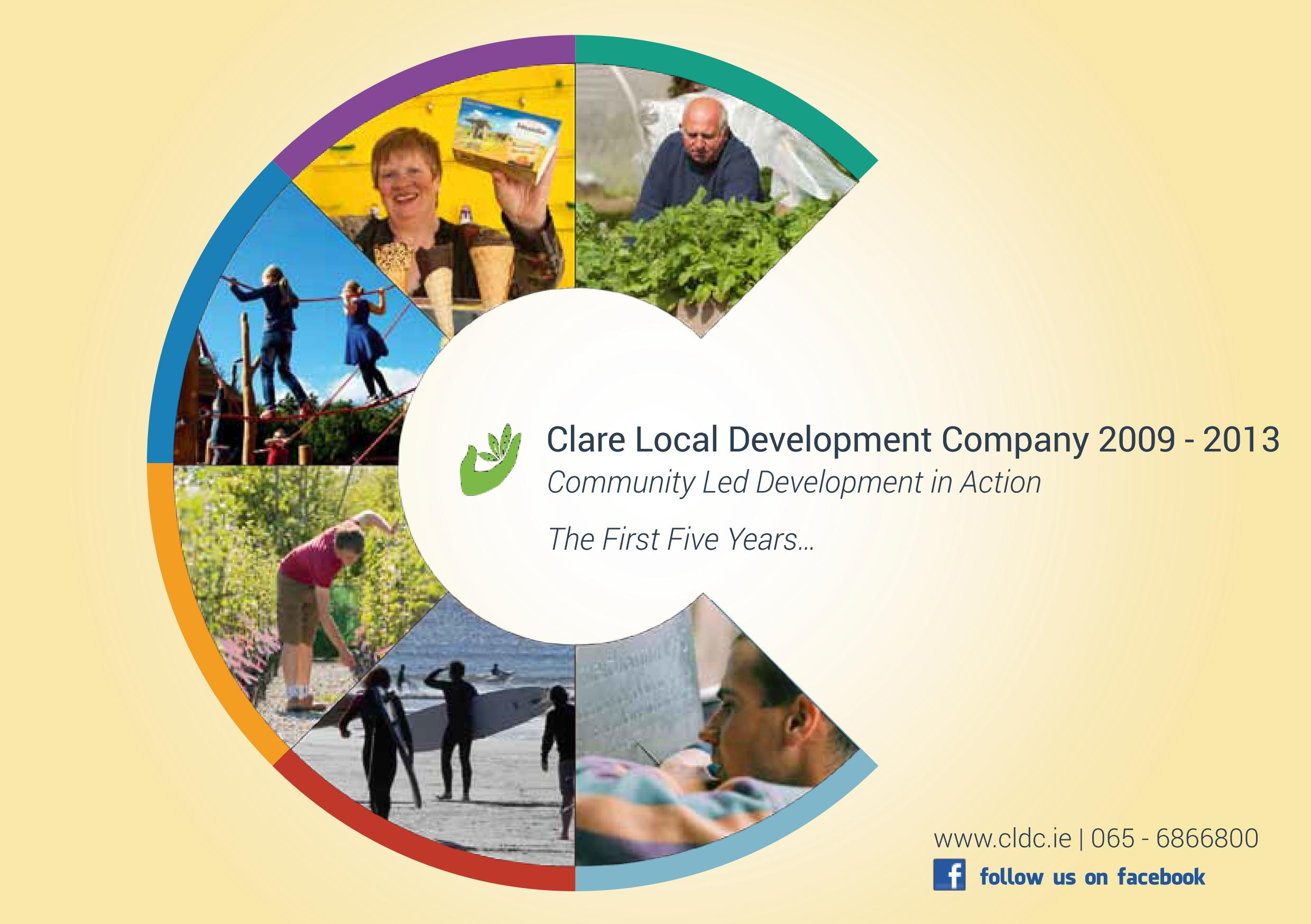 Click the image to view the CLDC Five Years Publication 2014