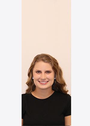 Rebecca Dux - Unergraduate student in Apparel, Merchandising and DesignRebecca was the recipient of the Louise Rosenfeld Undergraduate Research Internship