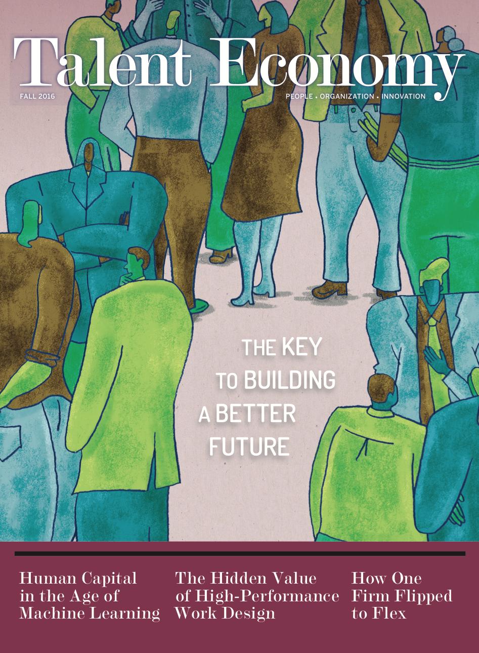 Talent Economy Magazine