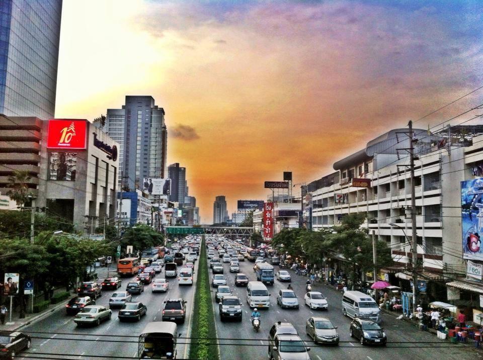 The   Amazing city of Bangkok!