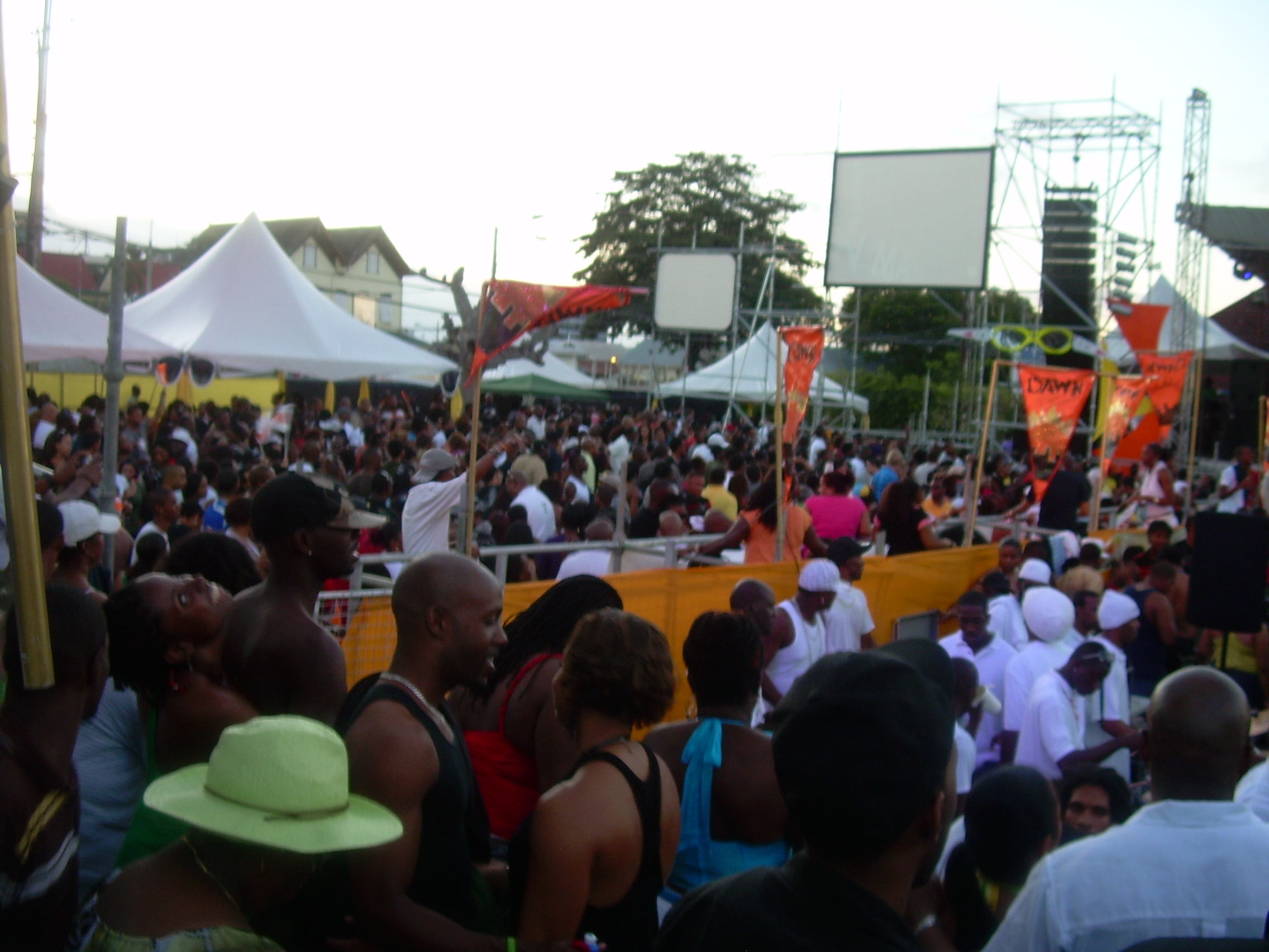 Dawn Fete- One of the best parties ever!