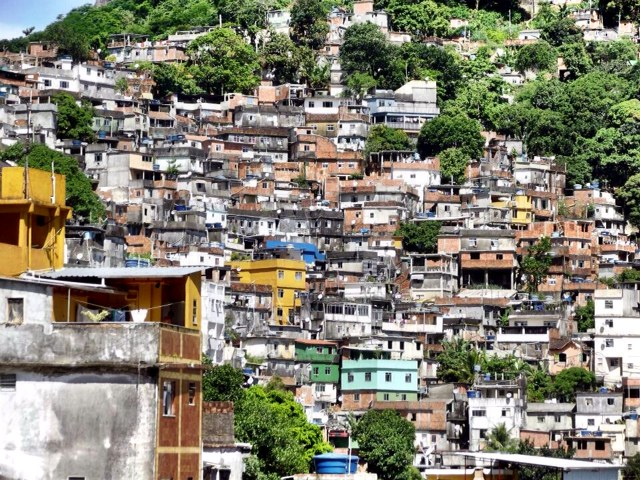 More Favelas