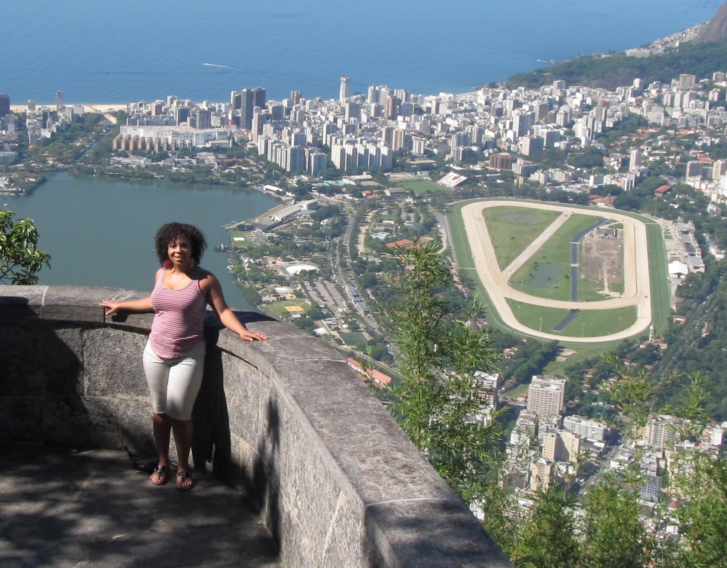 Amazing view of Rio de Janeiro