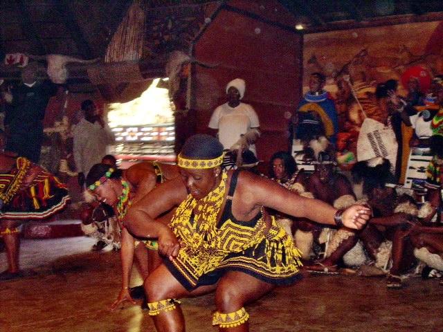 Traditional Celebration Dance