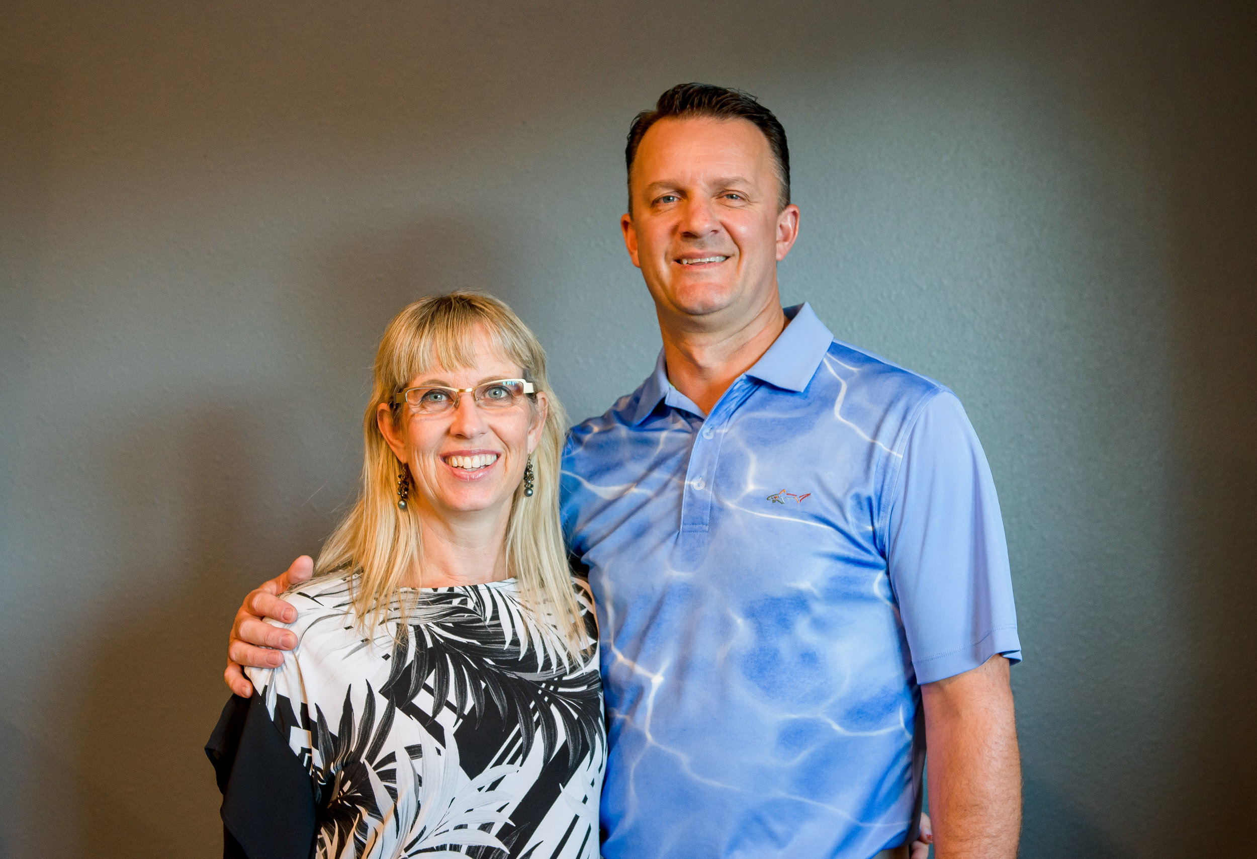 Annette & David Brown