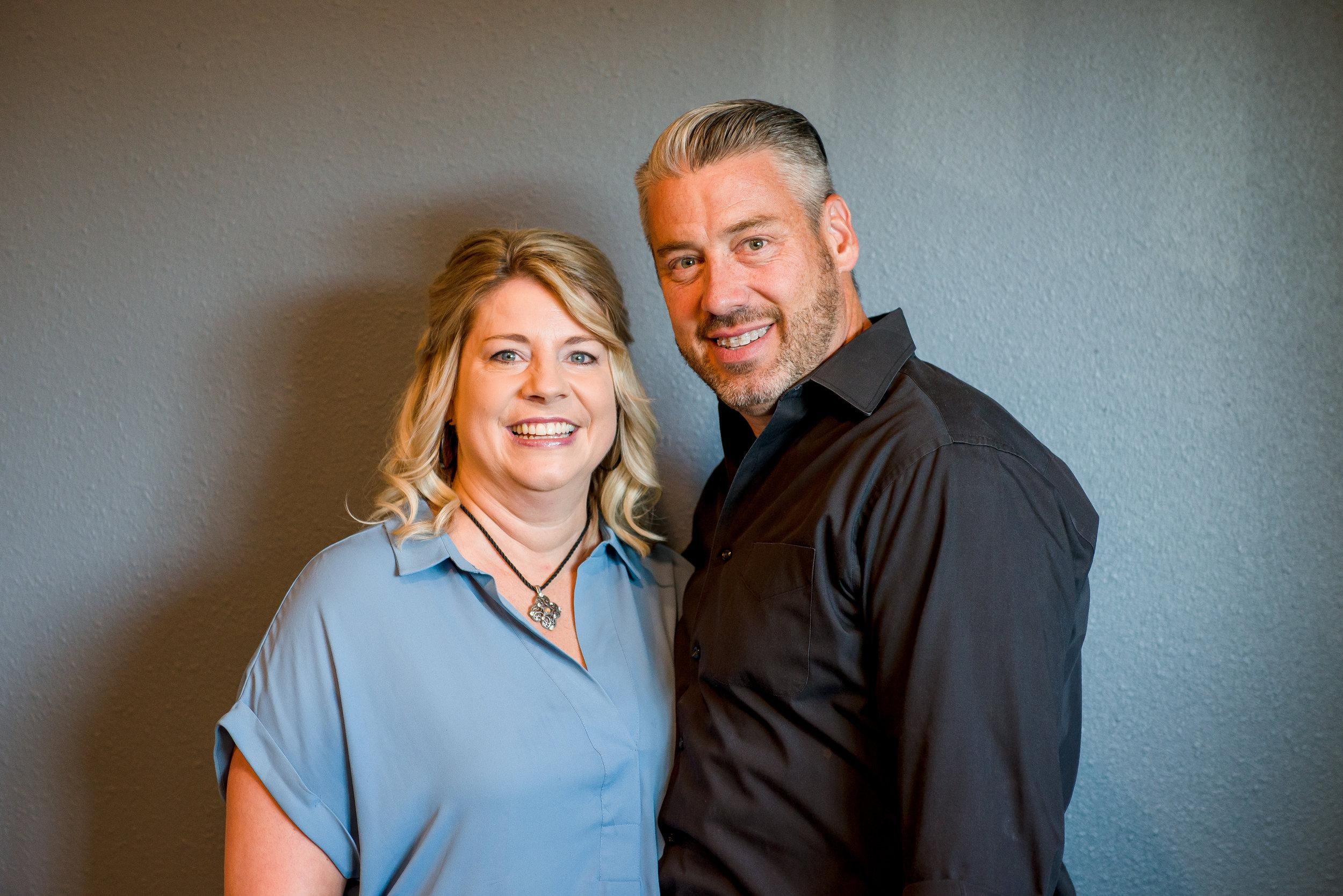 Greg & Stacey Schaub