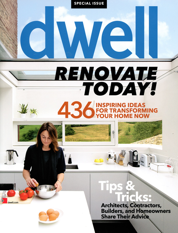 Dwell, March 2013