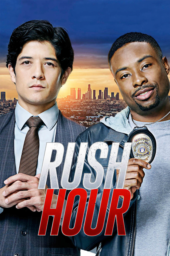 Rush Hour - pilot - CBS D.P. - David Connell