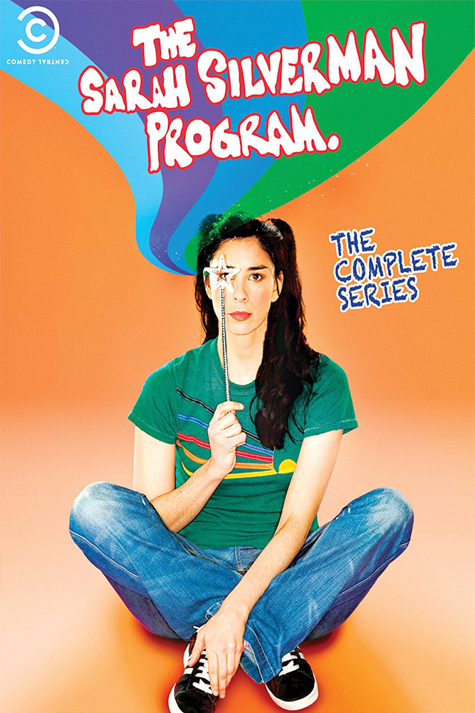 THE SARAH SILVERMAN PROGRAM - Comedy Central D. P. - Rhet Bear