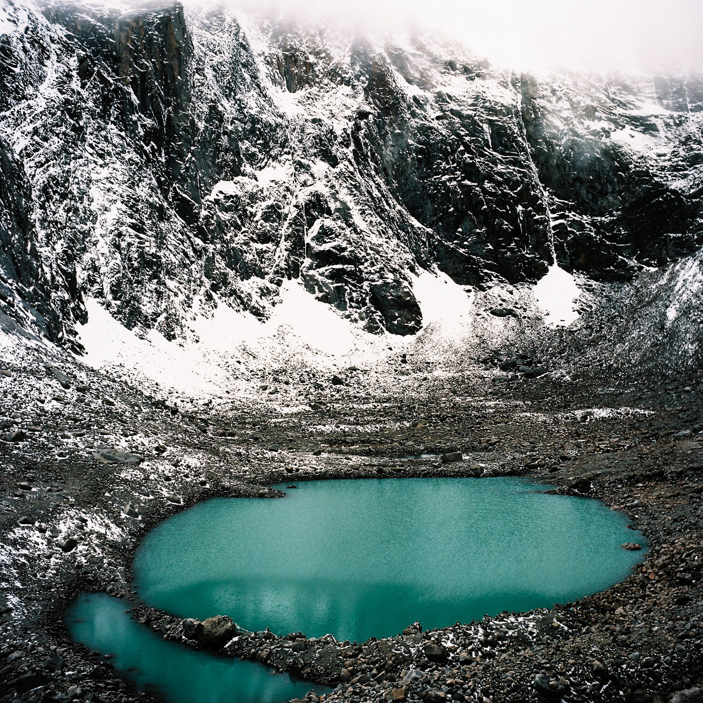 Glacial Lake, Mt. Kailash, Tibet.jpg
