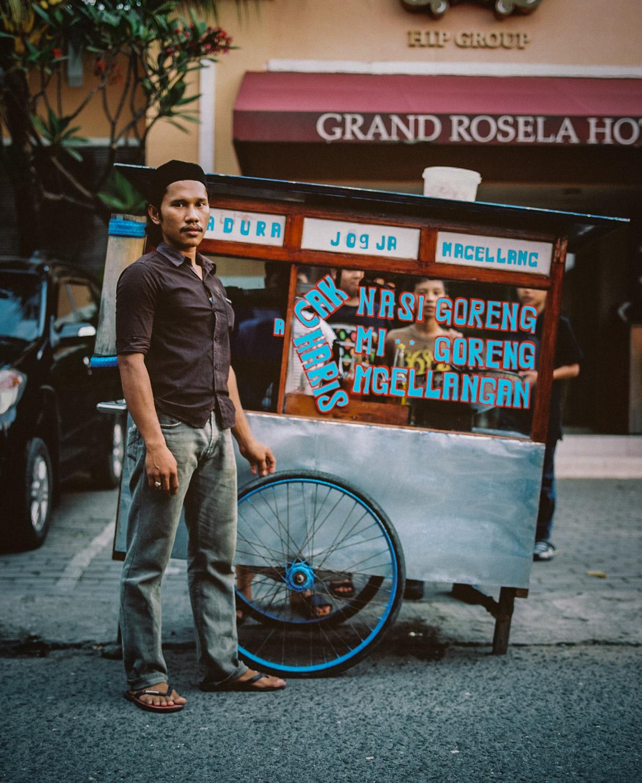 New Series - Indonesian Street Food
