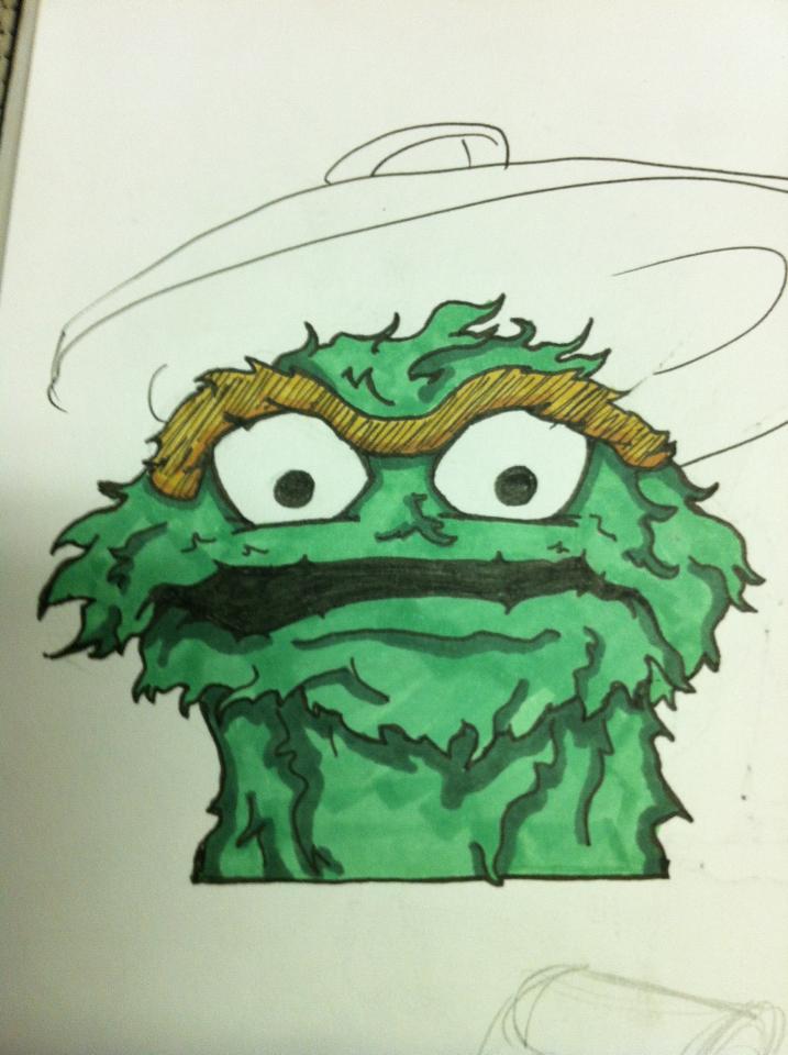 A Grouch Named Oscar The Scuttlebutt Compendium