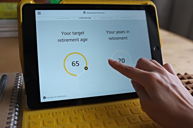 DBS Retirement Planner