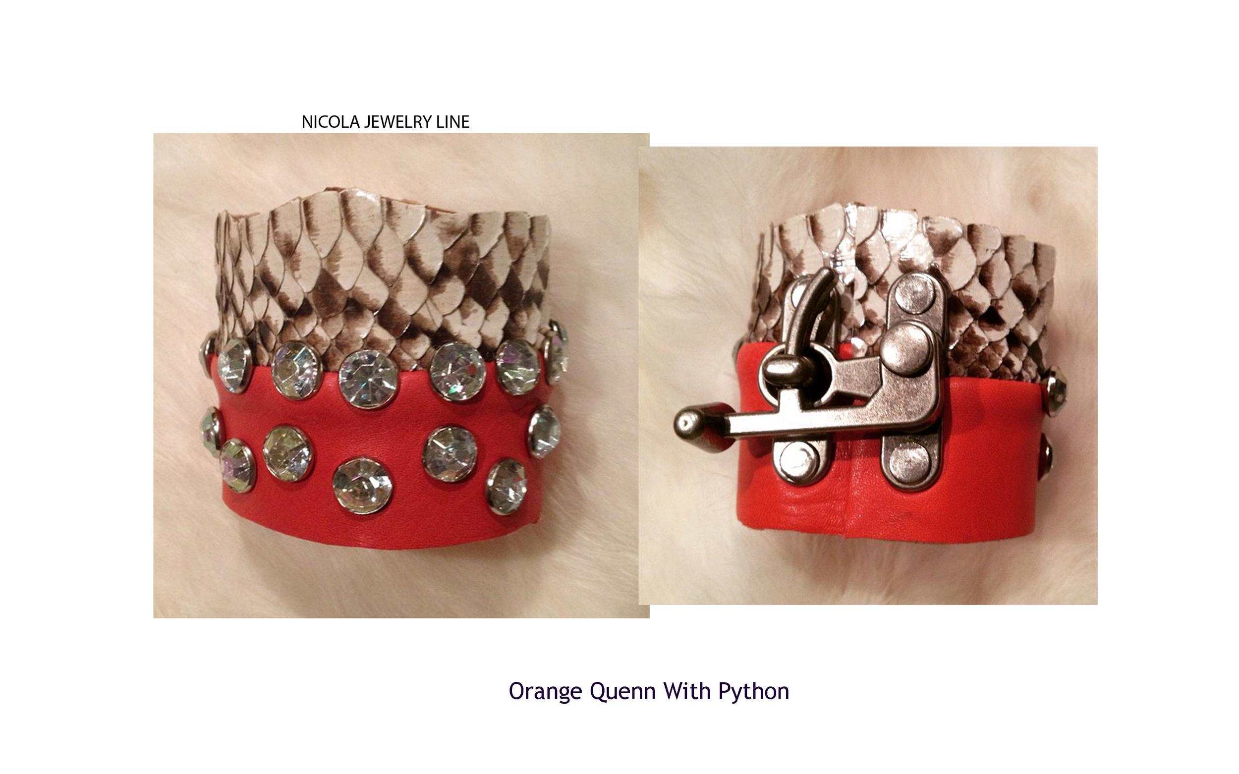 ORANGE QUEEN WITH PYTHON copy.jpg