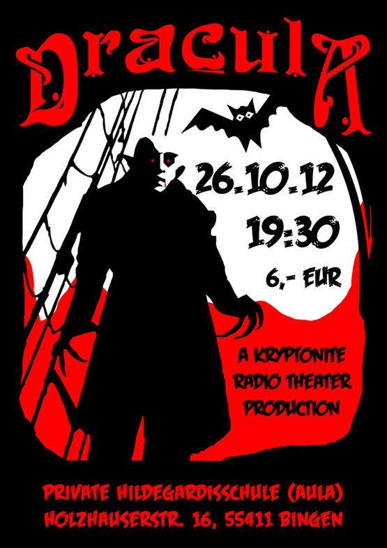 Kryptonite Radio Theater - Dracula