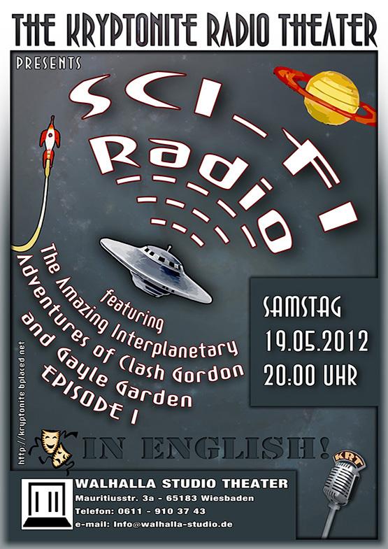 Kryptonite Radio Theater - Sci Fi Radio