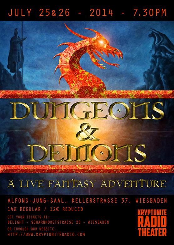 DUNGEONS & DEMONS