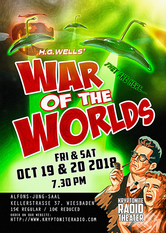 War of the Worlds - 2018