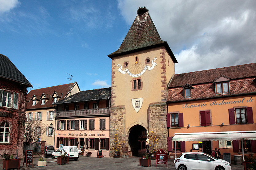 Porte de France à Turckheim