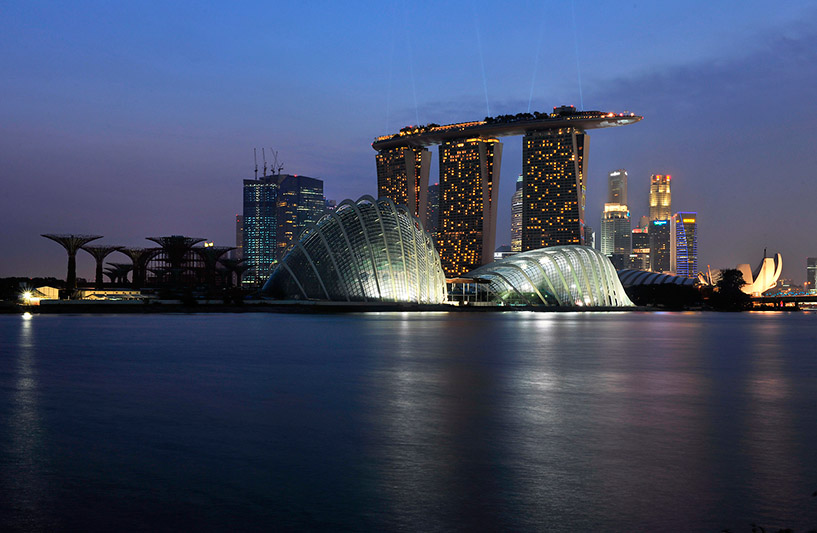 Gardens By The Bay, Marina Bay Sands (Courtesy STB)