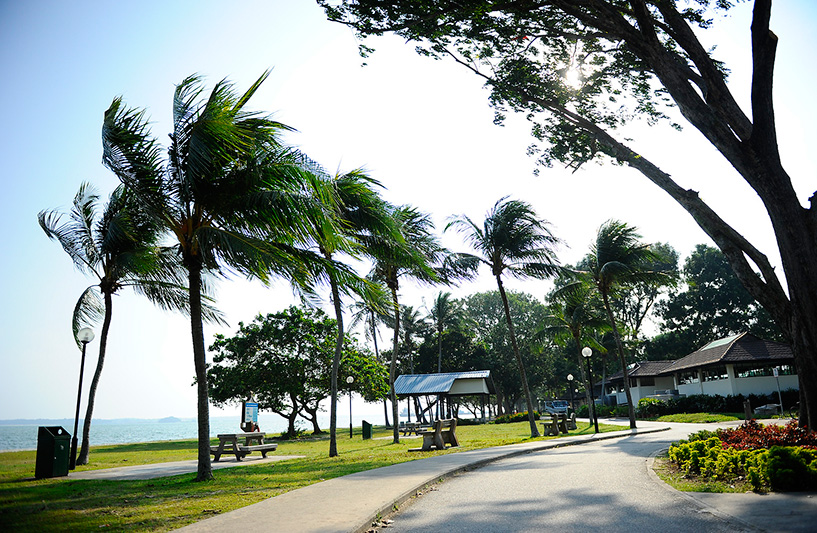 East Coast Park - Courtesy of the Singapore Tourism Board