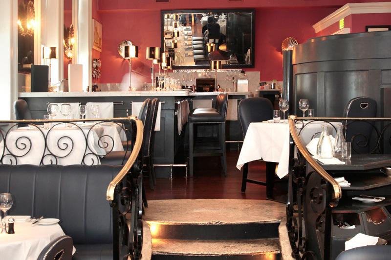Clifftownhouse Restaurant & Hotel de charme