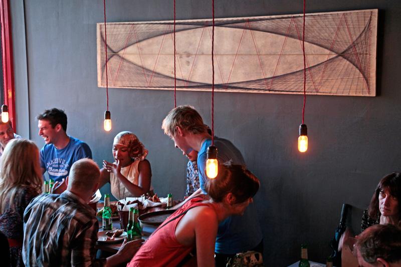 Crack Bird (pop up) Restaurant