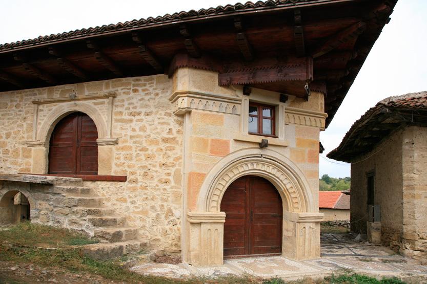 Architecture de Rajac
