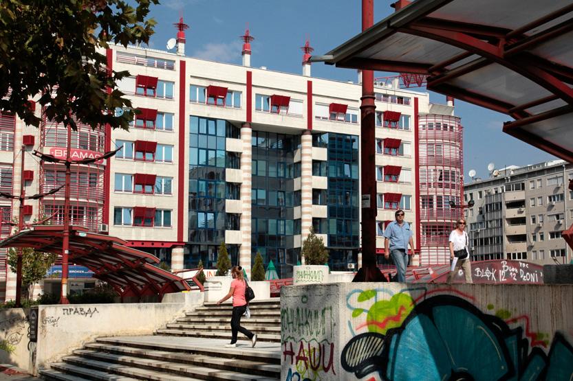 Nouveau Quartier de Belgrade