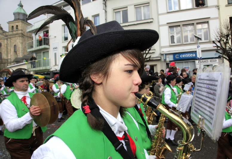 Fanfare tyrolienne
