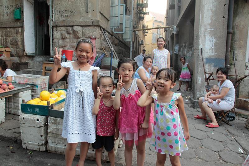 Vieux centre de Qingdao