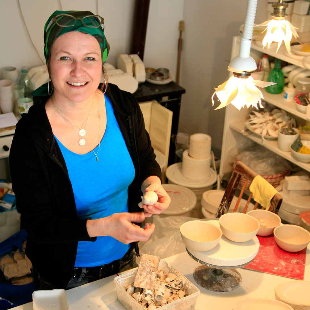 Sandra Haischberger, boutique Feinedinge