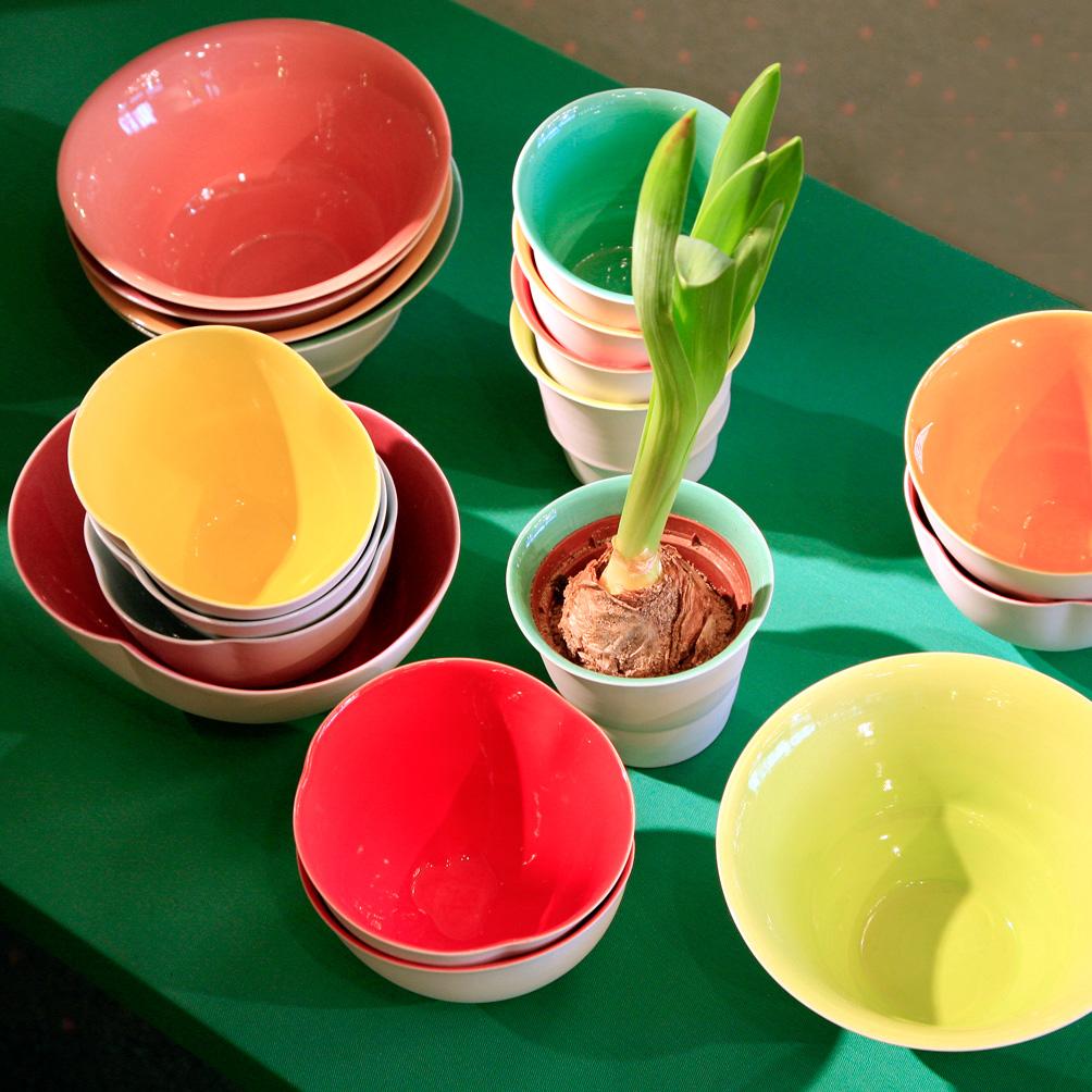 Porcelaines chez Lobmyer
