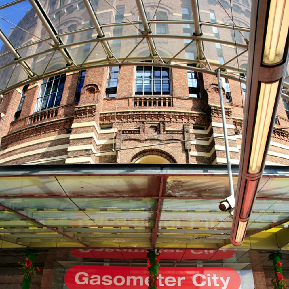 Gasometre City A de Jean Nouvel
