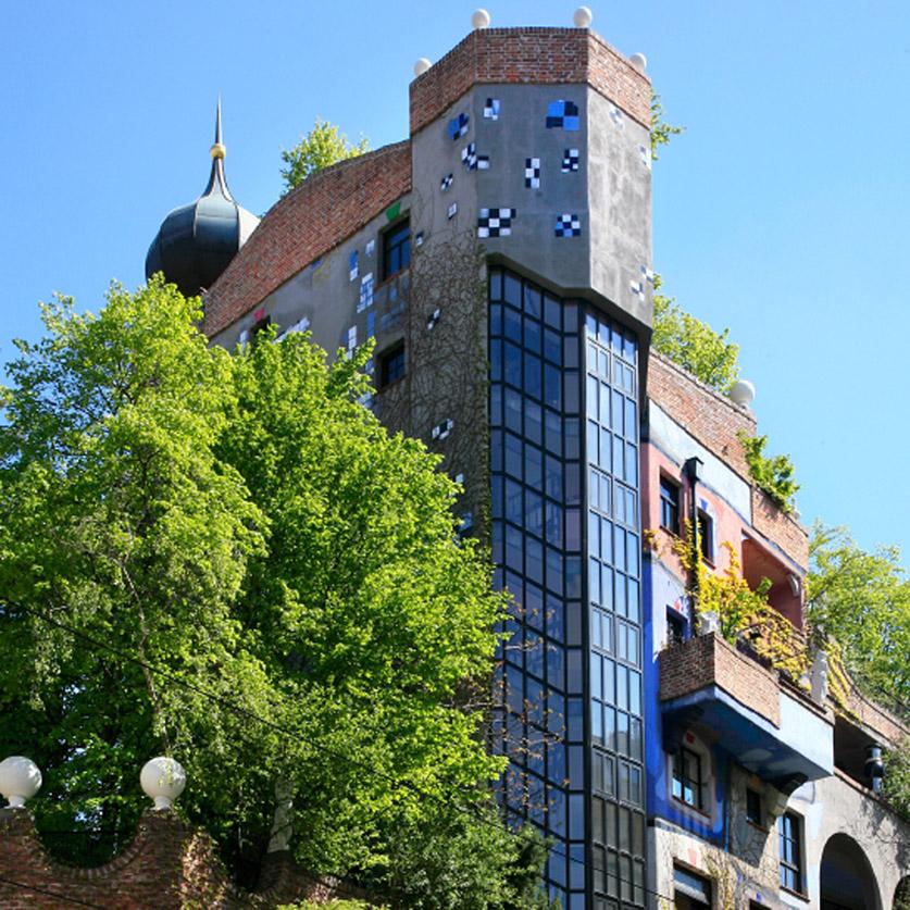 Hundertwasserhaus (bloc d'appartements)