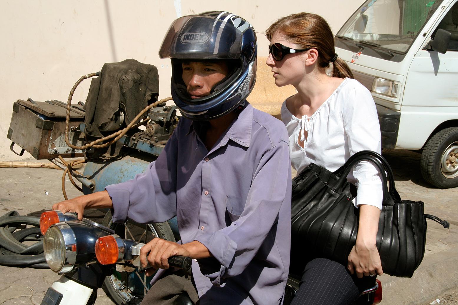 Shopping time en 'motodop'