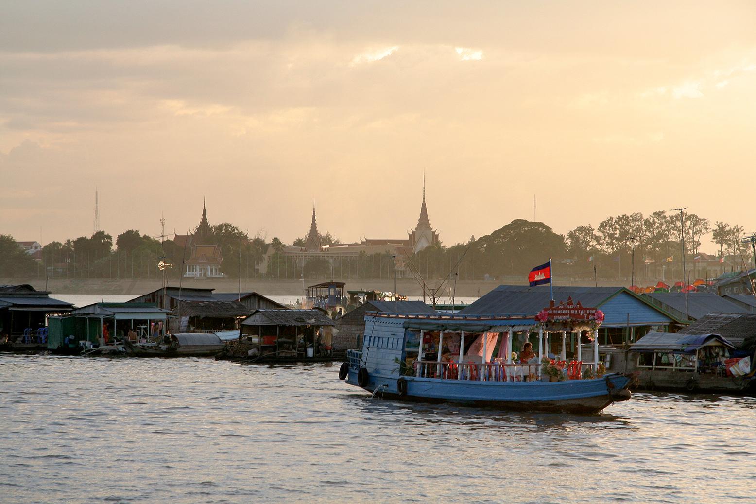 Tongle Sap, la balade en bateau obligatoire