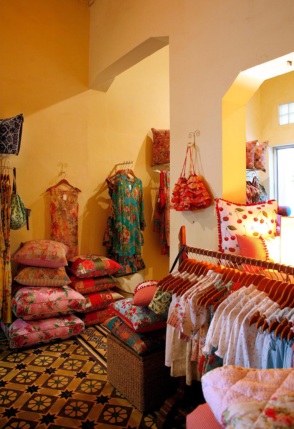 L'incroyable boutique du Spa Bliss