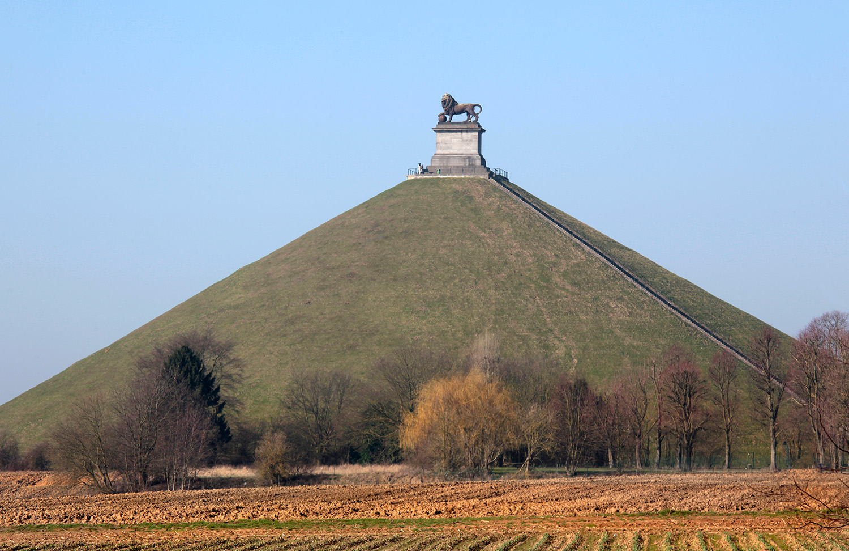 Waterloo, morne plaine...