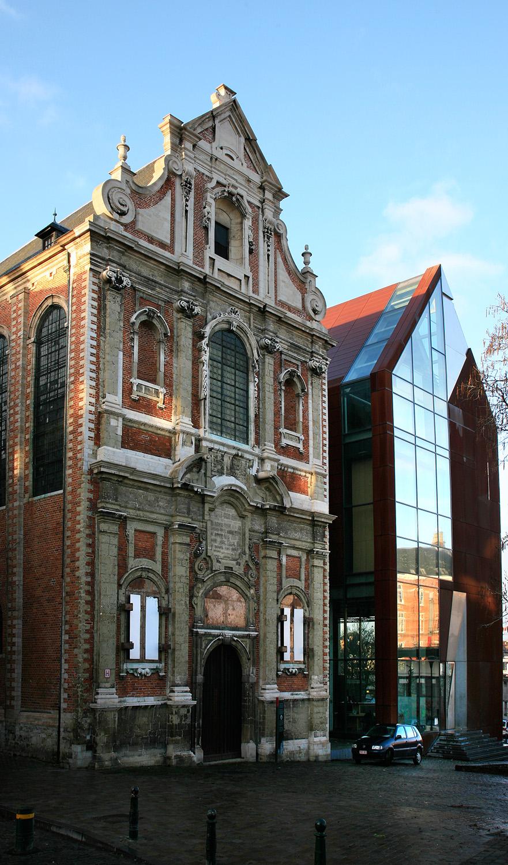 Les Brigittines, rénovées en 2007