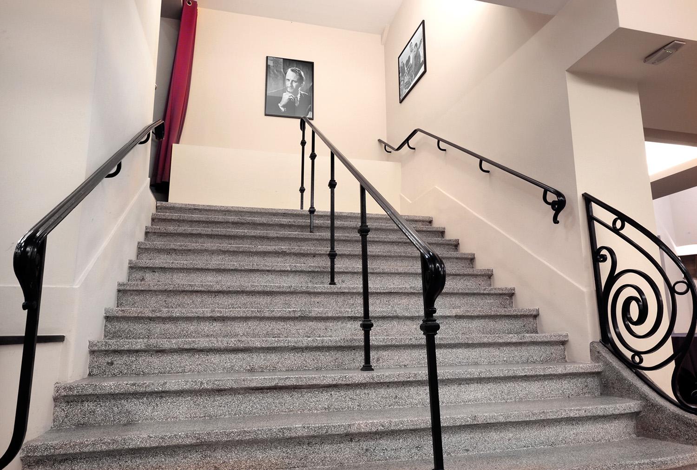 Cinéma Pathé Marivaux, transformé en hôtel