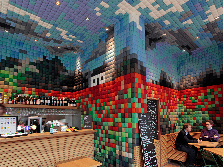 Pixel Bar de Charles Kaisin