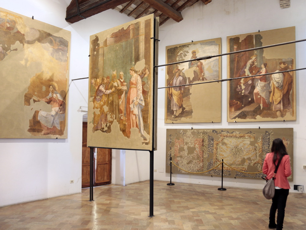 Art gothique au Musée du Palais des Prieurs, Fermo