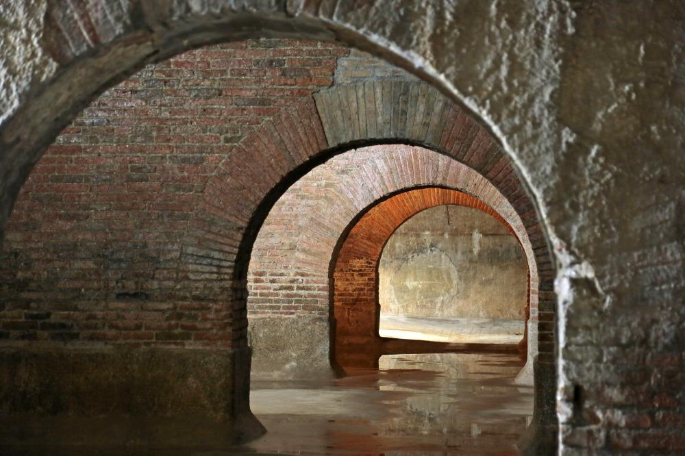 Citernes romaines de Fermo